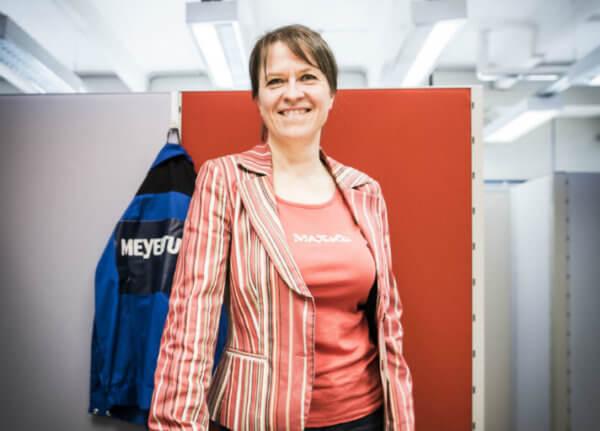 Meyer Turku | Uratarinat: Hanna Malmlund, Suunnittelupäällikkö